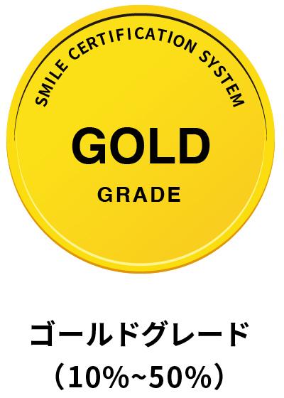 ゴールドグレード